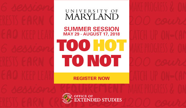 Spring 2018 College and School Ceremonies | The University of Maryland