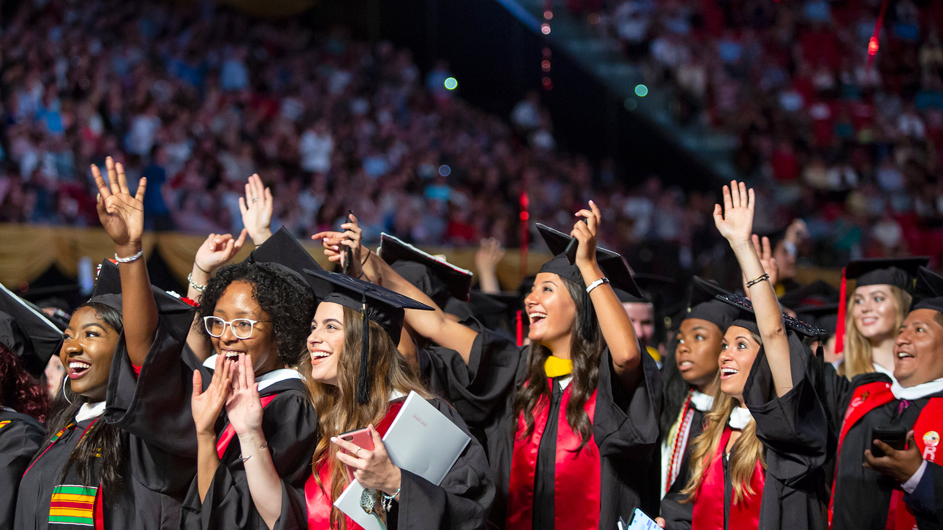 The Chronicle of Higher Education Ranks Maryland a Top Ten Public Institution for Graduation Rates