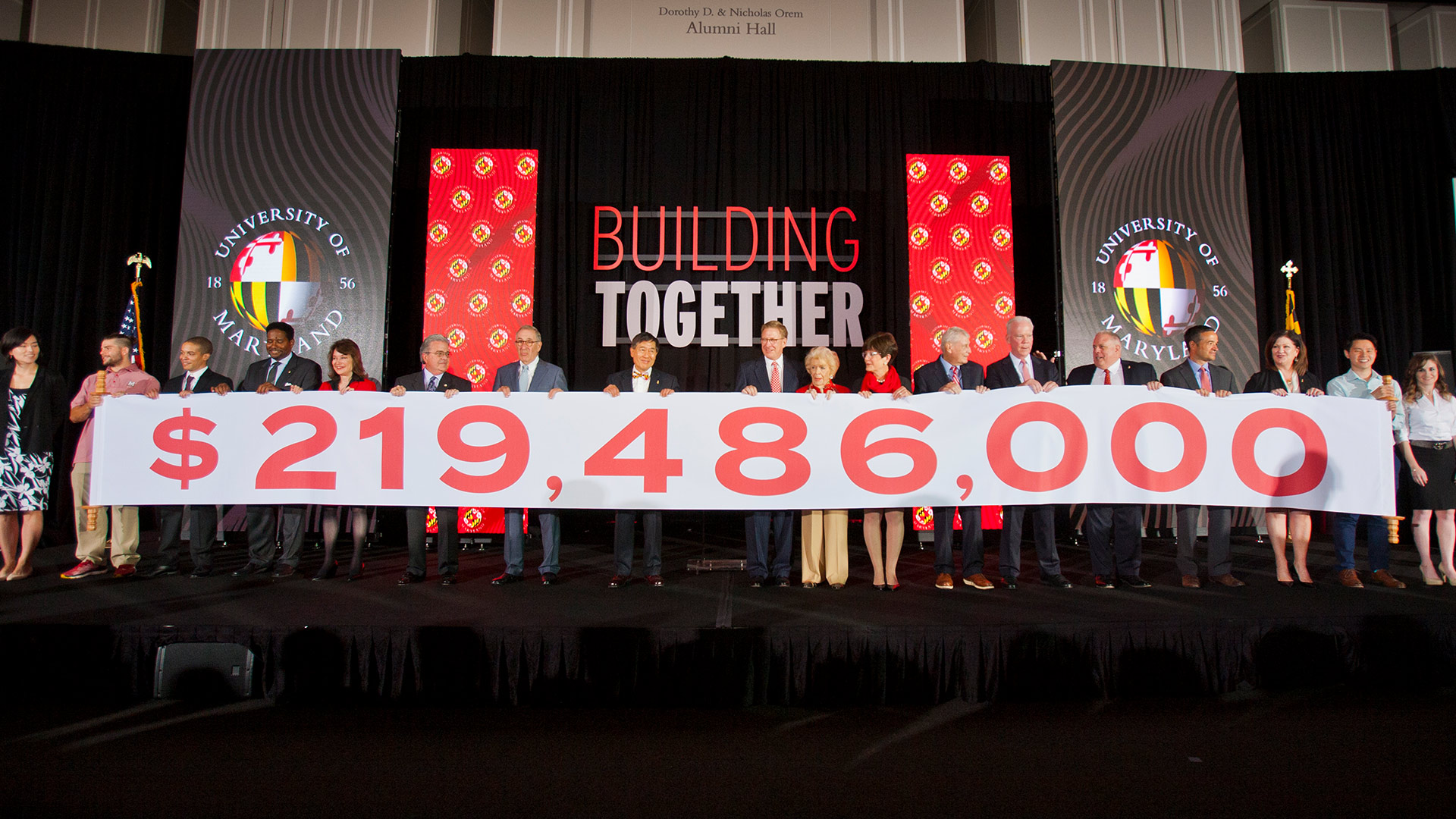 Building Together: An Investment for Maryland