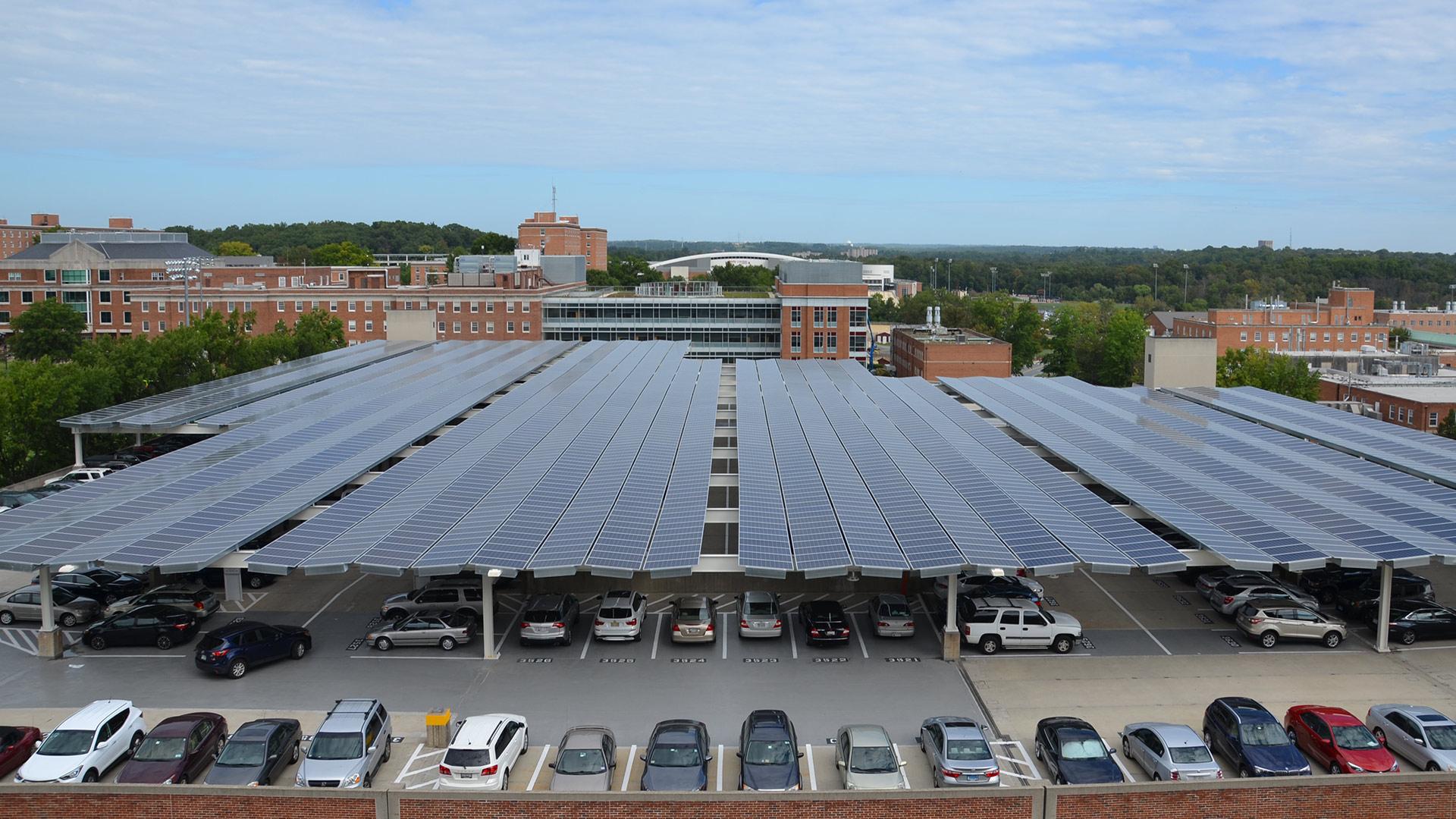 UMD Releases 2017 Campus Sustainability Progress Report