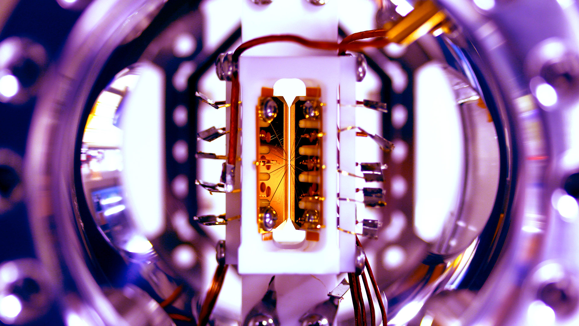 Groundbreaking UMD discovery: world's first time crystal, which could advance quantum computing